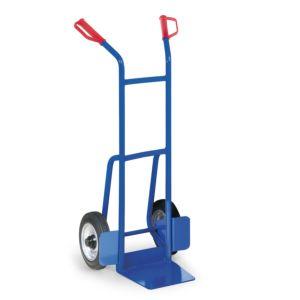 Steekwagen met ergonomische handgreep