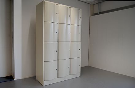 Outlet resisto lockerkast