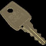 Eurolocks reservesleutel G4 K10B-serie